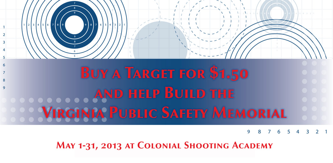 Virginia Public Safety Memorial Target Fundraiser