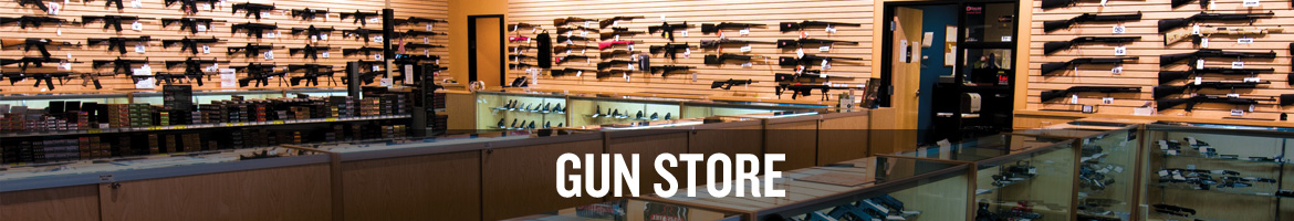 Gun Store—Stocked & Great Prices | Colonial Shooting Academy